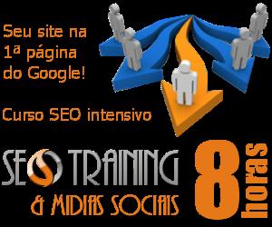 Curso SEO - SEO Training e Midias Sociais