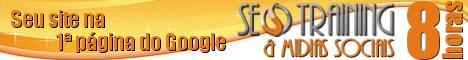 Curso de SEO e Midias Sociais - SEO Training