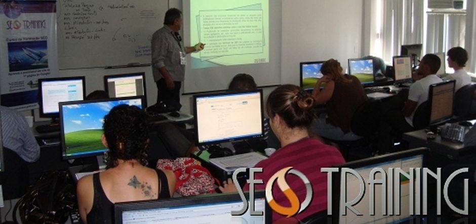 Curso de SEO – SEO training & Midias Sociais